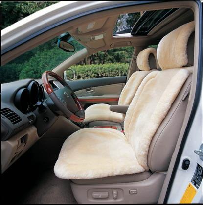 Washing Sheepskin Car Seat Covers