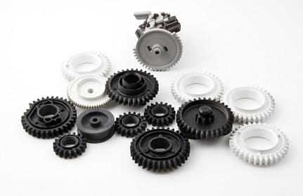 注塑齿轮的材料选择